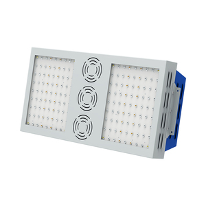 LuminiGrow high power dimmable 5w chip dual chips grow led light full spectrum for indoor plants