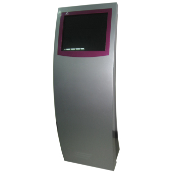 Airport transactional kiosk, Factory for transactional kiosk