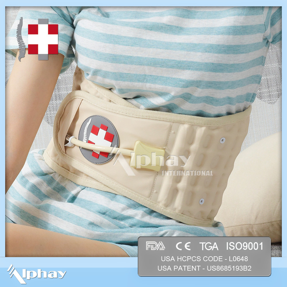 Inflatable Blow Up orthopedic traction equipment FOR back pain