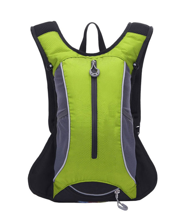 Multi-function cycling sport hydration backpack with bladder bag