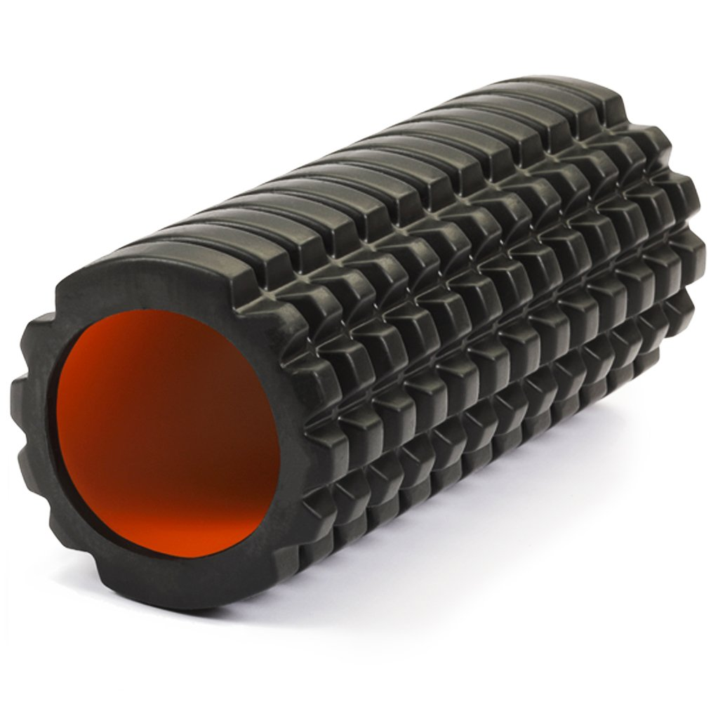 """PharMeDoc Foam Roller for Back & Exercise - 13 inch High Density Foam Roller - Deep Tissue Massage Roller for Sore Muscles & Back Pain - Muscle Roller 13"""" x 6.5"""" x 6.5 inches"""