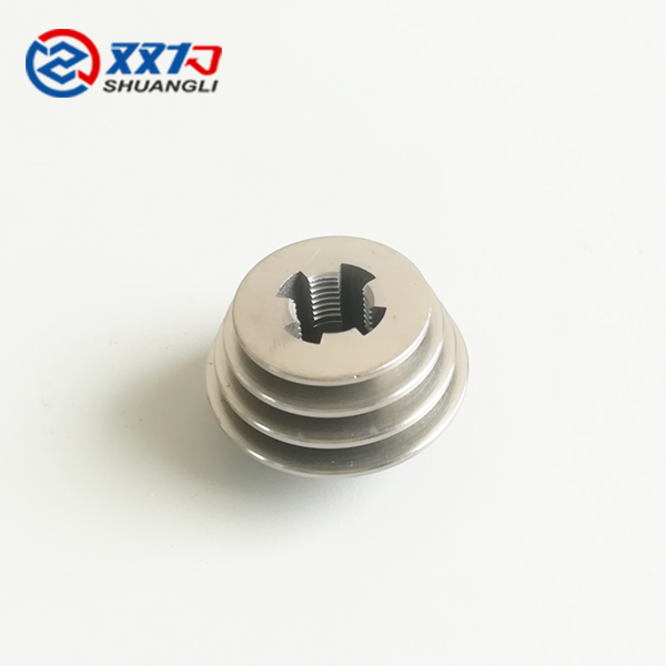 Customized high quality Titanium parts metal CNC milling