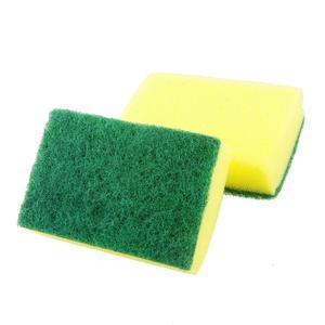 Non-deformation soft kitchen sponge cleaning scourer for dish washing