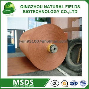 Dipped nylon tyre cord fabric for rubber products