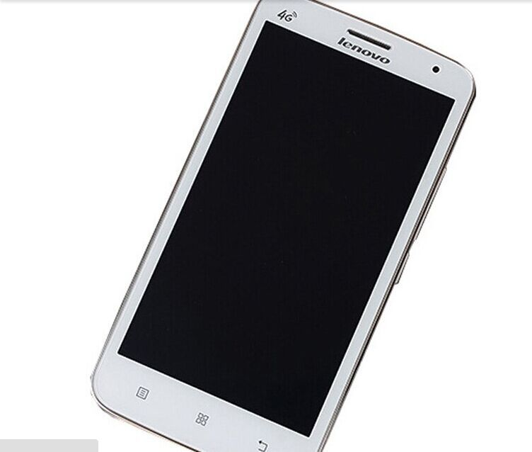 Original Lenovo A368T Mobile Phone Quad Core Android 4.4 5 Inch IPS 854X480 512MB RAM 4GB ROM 5.0MP