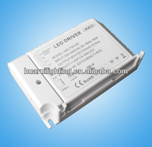 CE ROHS AC/DC led transformer ETL approved dimmable 12V led driver,triac dimmable led converter