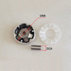 High quality Variator gear for scooter 50cc motorcycle engine with reverse gear
