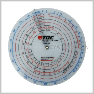 Plastic Viscosity Calculator Circular Measurement flow time of different  cups