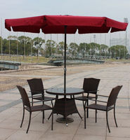 Outdoor Table Specific Use leisure ways patio furniture umbrella