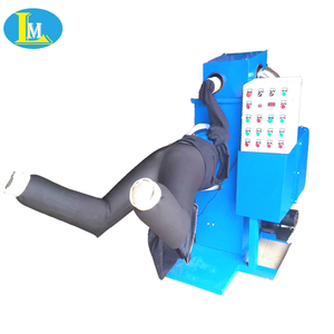 Jean Dry Process Crinkle Machine