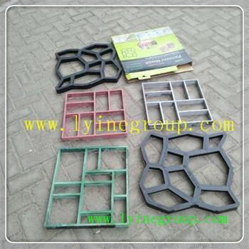 Popular Diy Concrete Paver Plastic Molds