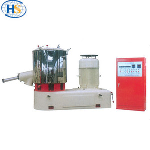 SHR-10A PVC Resin Powder High Speed Mixer of Plastic Machine
