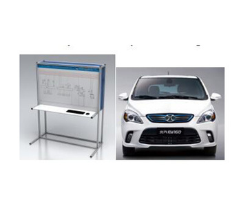 Xk Xny Bq06 Electric Car Vehicle Body Electrical System Educational Equipment