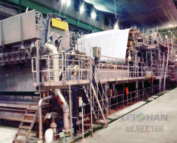 Çin üretimi kağıt fabrikası ofis kopya a4 kağıt yapma makinesi