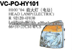 Head Lamp For Hyundai Porter 04