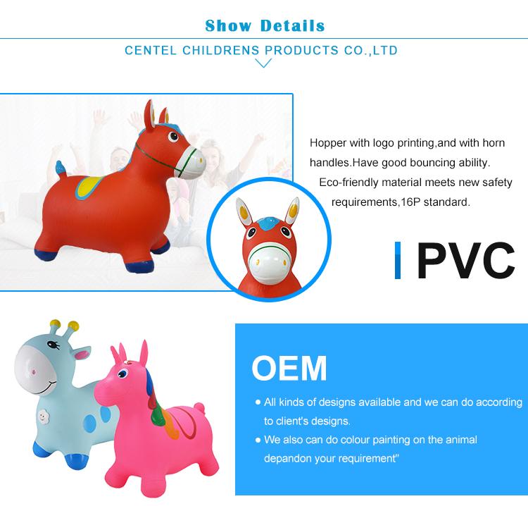 Kids Favorite Toys Hopper Unicorn Hopper Animal Ride On Hopper Animal