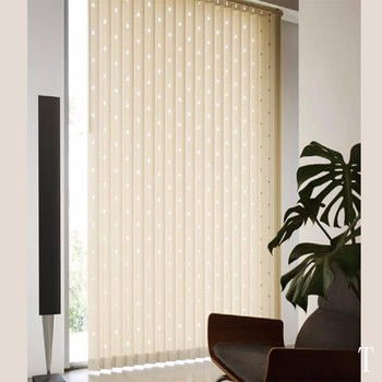 Low Price Pvc Vertical Blind Blackout Fabric Rolls Curtains Buy
