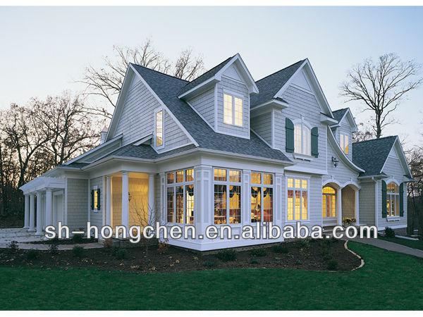 2017 Beautiful White Wood House Kit