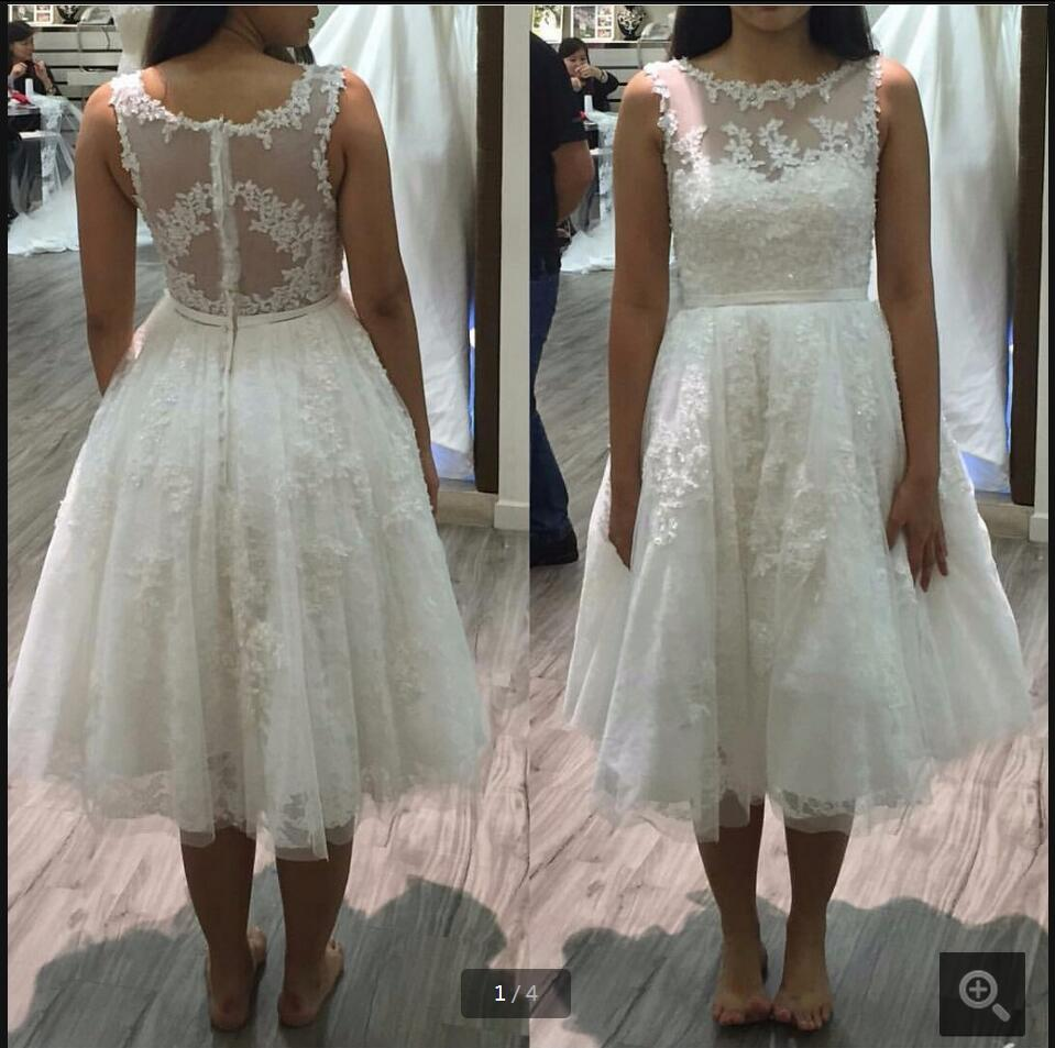 Petite Wedding Gown Designers: Popular Wedding Gowns For Petite Brides-Buy Cheap Wedding
