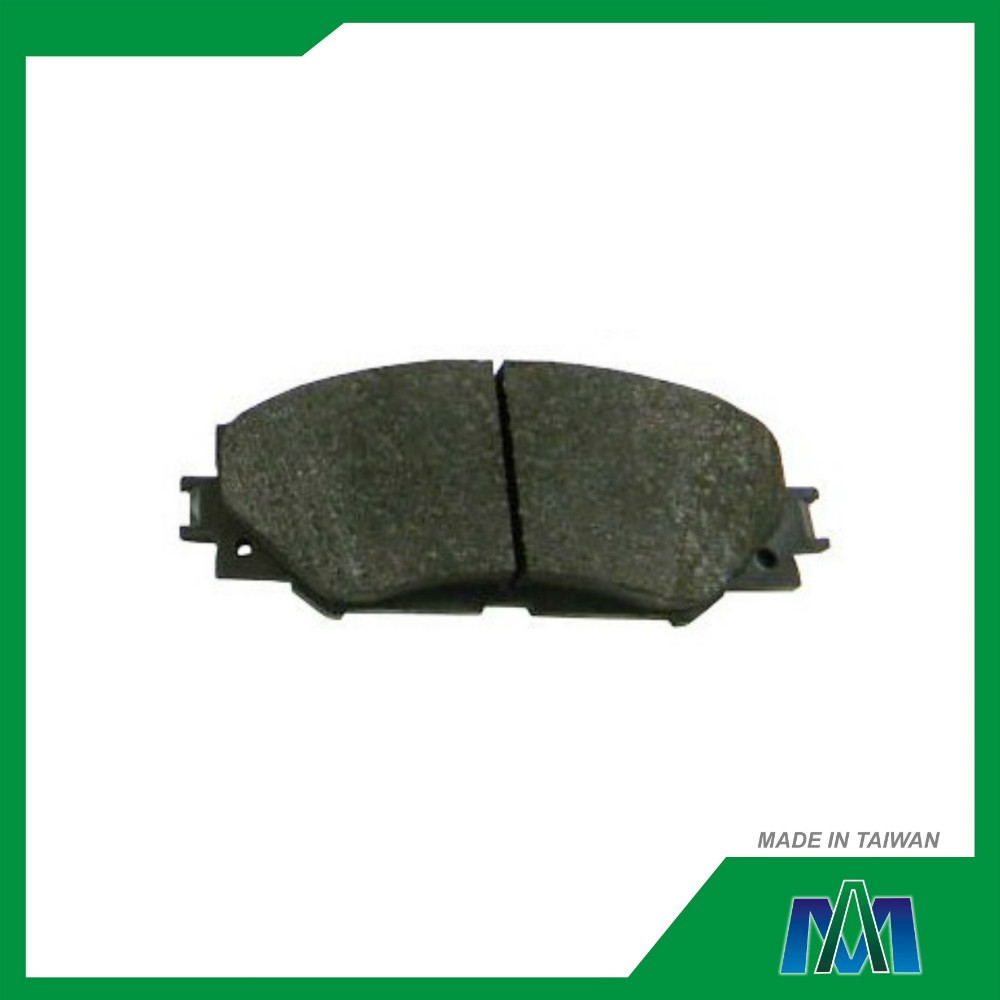 BRAKE PADS FOR NISSAN FOR TOYOTA CAMRY & COROLLA AXIO 08 OEM 04465-42160 0446542160 AUTO BRAKE SYSTEM PARTS