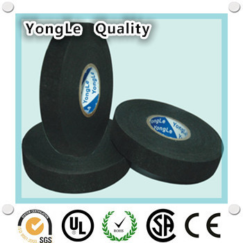 tesa black auto wire harness tape width 19mm customized length