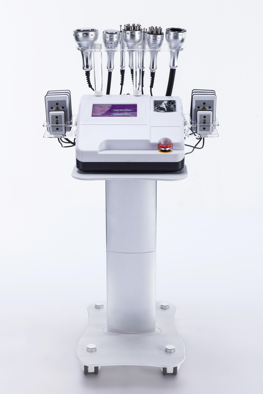 Hot Sale STM-8036J Vacuum/Cavitation/Multi-polar RF/Cooling Laser Multifunctional Slimming Machine