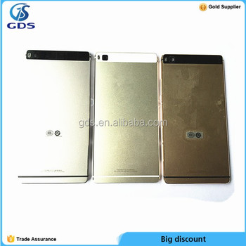Factory wholesale price p8 back door cover black white gold