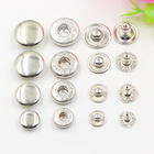 Ring prong custom metal snap button for jeans garment accessories