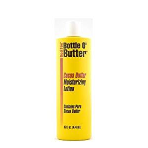 Red Fox Bottle O Butter Cocoa Butter Lotion 16oz by Red Fox