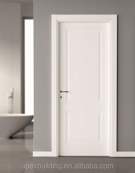 Blanc Couleur Simple Conception Ignifuge Porte Porte Coupefeu Porte With  Couleur Porte Interieur