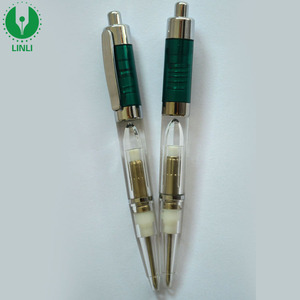 Writing In Dark Night ABS Promotion Led Light Pen