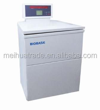 Programmable microprocessor control Large Capacity Refrigerated Centrifuge with LCD & LED display/Swing rotor&Angle Rotor