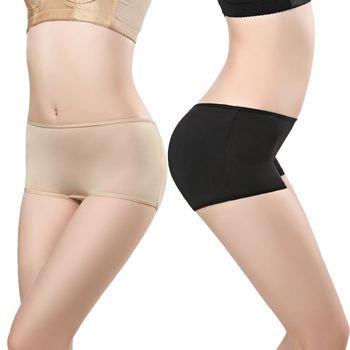 e93bd42bbf0 Women silicone Butt Lifter Lingerie Underwear Padded Seamless Butt Hip  Enhancer Shaper Panties push up buttocks