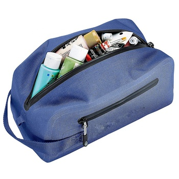 Nylon Waterproof Travel Toiletry Makeup Case Cosmetic Bag Organizer