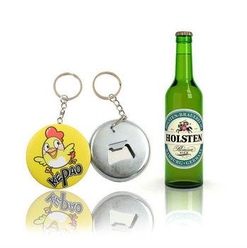 custom beer bottle opener customized round beer bottle opener with