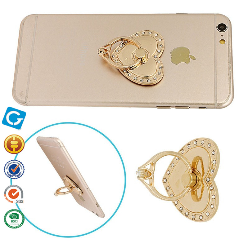 Promotional Phone Stand Portable Finger Ring Holder for Mobile Phone