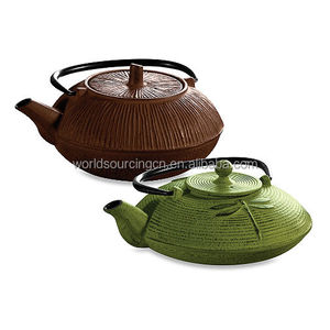 Good Quality Hot Sale Chinese Style Cast Iron 28-Ounce Teapot