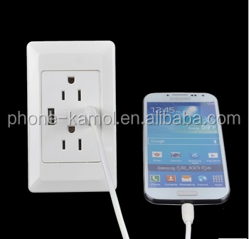 high quality wall mounted power outlet socket, white gfci wall outlet socket panel wall receptacle