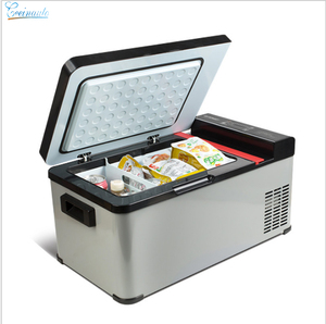 CeeinAuto 22L -25 degree gas camping fridge AC240V Portable freezer box DC12V 24V Car Fridge Cooler