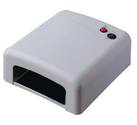 Wholesale Pt-363 36w Nails Dryer 818 Uv Lamp,4*9pcs Uv Tubes Nail ...