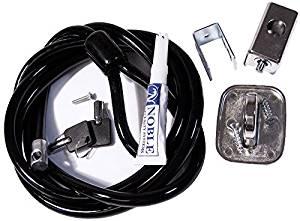 .Noble. PC Desktop Security Cable Locks 331638-001