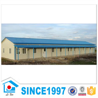 prefabricated store room