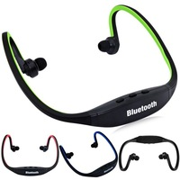 Genuine quality wireless bluetooth headphone,bluetooth stereo mp3 headset,sport in-ear earphone for wholesales