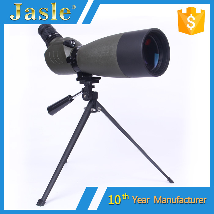 2015 New Arrival Monocular Telescope 25-75x70 Professional Birdwatching Spotting Scope