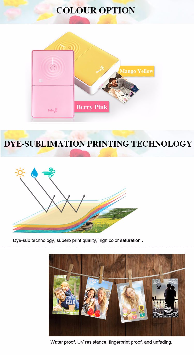 Portable Colorant-La Technologie D'impression Par Sublimation Imprimante Photo Hiti P232