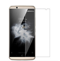 Hot sale! 0.3mm 2.5D HD clear 9H Hardness tempered glass screen protector for ZTE Axon7
