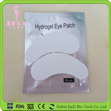 Lint freee Eyelash Extensions Eye Patch for eye relaxing spa