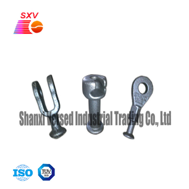 High quality hot dipping galvanized electric power fittings