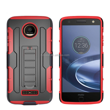 Wholesale cell phone case for moto z force/Z2 Force back cover