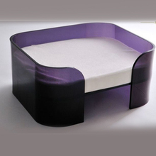 Pure White Ronde Luxe Elegante <span class=keywords><strong>Plastic</strong></span> Plexiglas Hond Bed